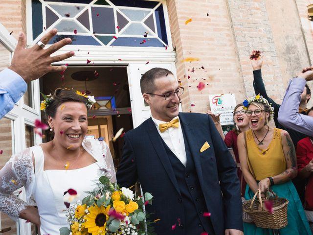 Le mariage de Damien et Lise à Gratentour, Haute-Garonne 23