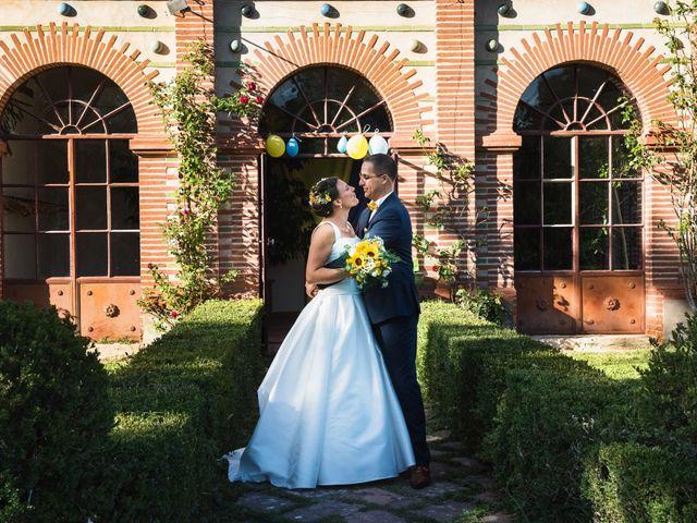 Le mariage de Damien et Lise à Gratentour, Haute-Garonne 24