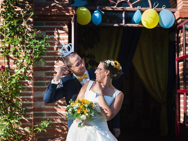 Le mariage de Damien et Lise à Gratentour, Haute-Garonne 25