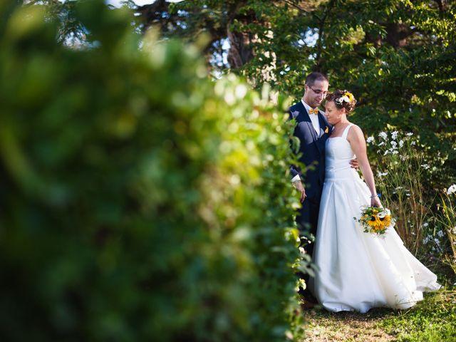 Le mariage de Damien et Lise à Gratentour, Haute-Garonne 28