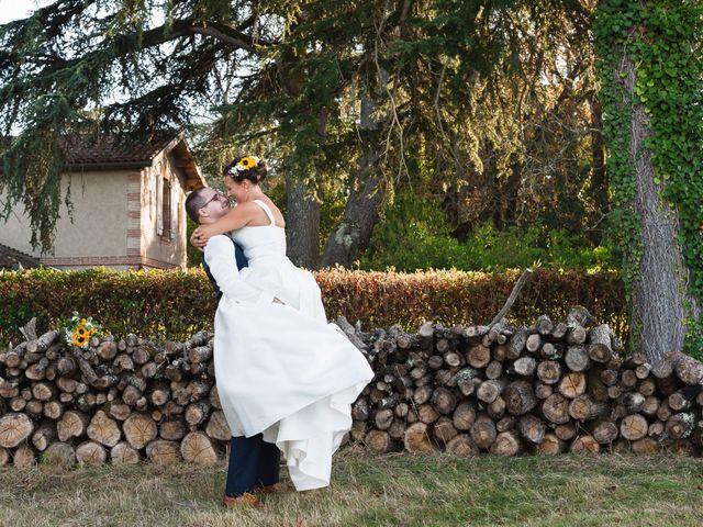 Le mariage de Damien et Lise à Gratentour, Haute-Garonne 30