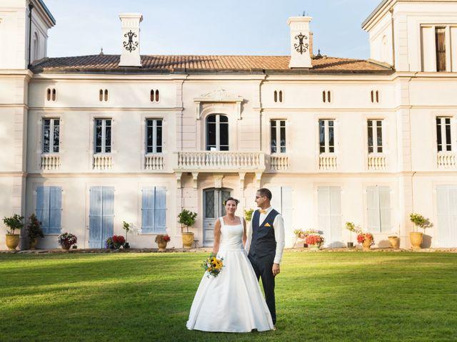 Le mariage de Damien et Lise à Gratentour, Haute-Garonne 31