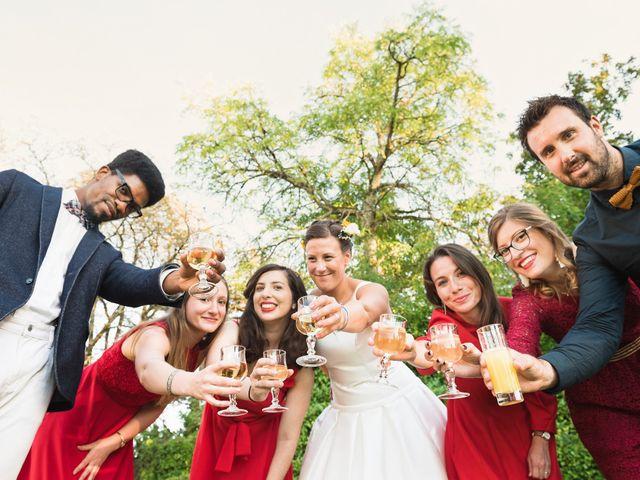 Le mariage de Damien et Lise à Gratentour, Haute-Garonne 33
