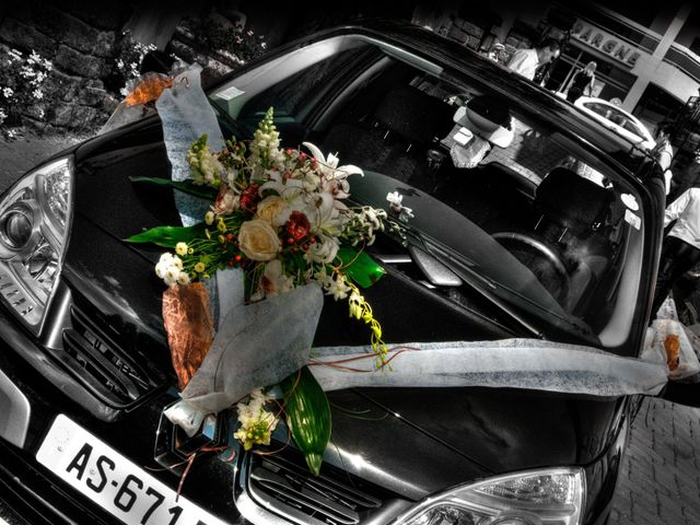 Le mariage de Michael et Jessica à Petite-Rosselle, Moselle 8