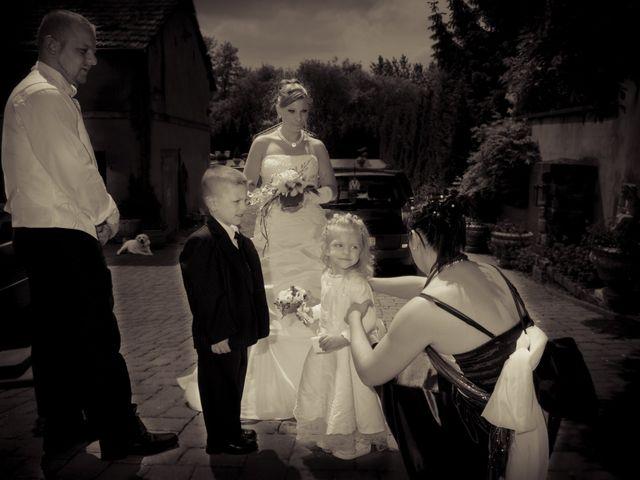 Le mariage de Michael et Jessica à Petite-Rosselle, Moselle 9
