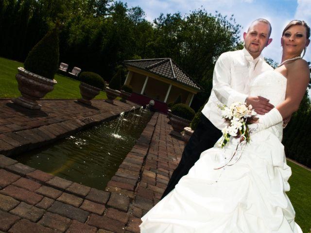 Le mariage de Michael et Jessica à Petite-Rosselle, Moselle 19