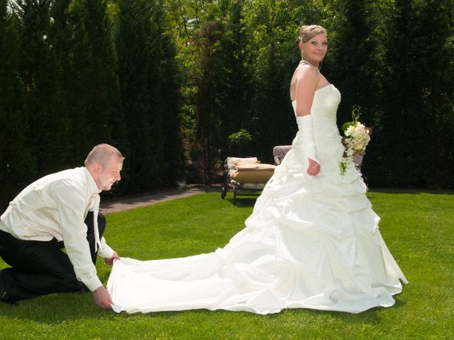 Le mariage de Michael et Jessica à Petite-Rosselle, Moselle 23