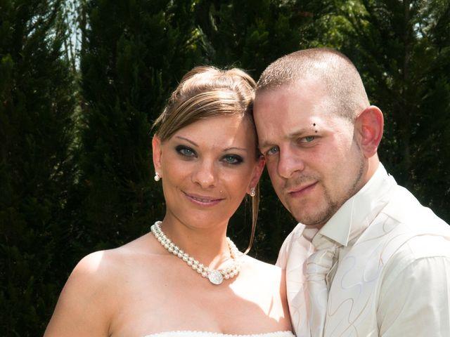 Le mariage de Michael et Jessica à Petite-Rosselle, Moselle 26