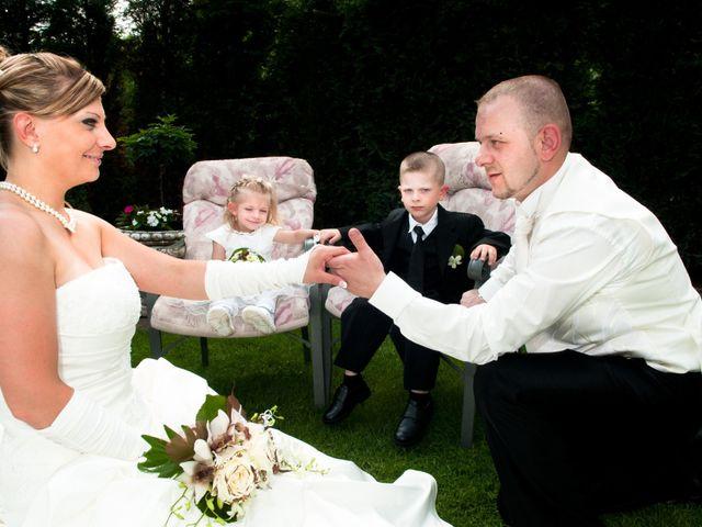 Le mariage de Michael et Jessica à Petite-Rosselle, Moselle 35