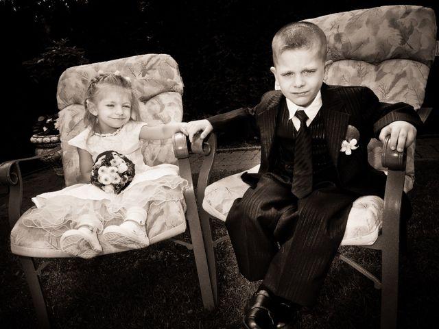 Le mariage de Michael et Jessica à Petite-Rosselle, Moselle 38