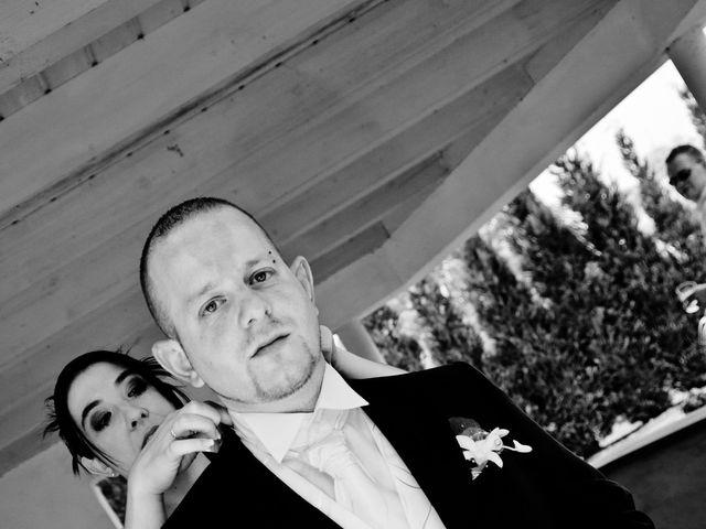 Le mariage de Michael et Jessica à Petite-Rosselle, Moselle 42