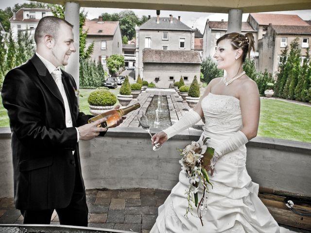 Le mariage de Michael et Jessica à Petite-Rosselle, Moselle 50