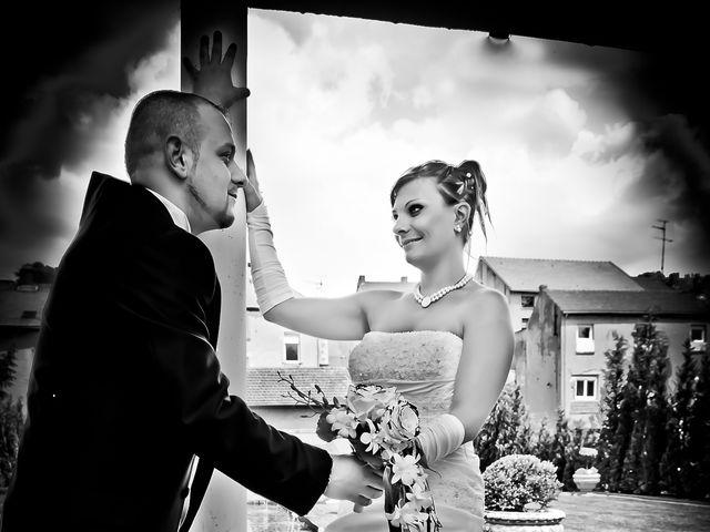 Le mariage de Michael et Jessica à Petite-Rosselle, Moselle 52