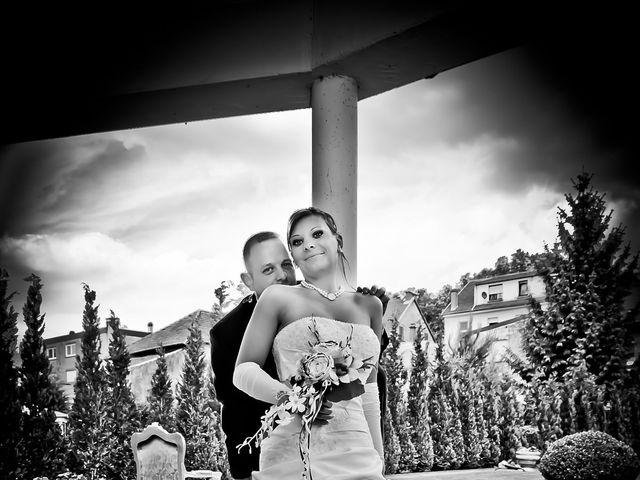 Le mariage de Michael et Jessica à Petite-Rosselle, Moselle 59