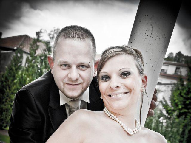 Le mariage de Michael et Jessica à Petite-Rosselle, Moselle 61