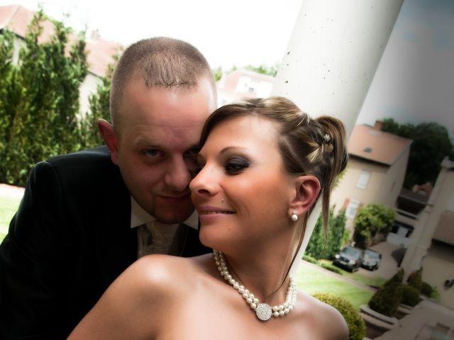 Le mariage de Michael et Jessica à Petite-Rosselle, Moselle 67