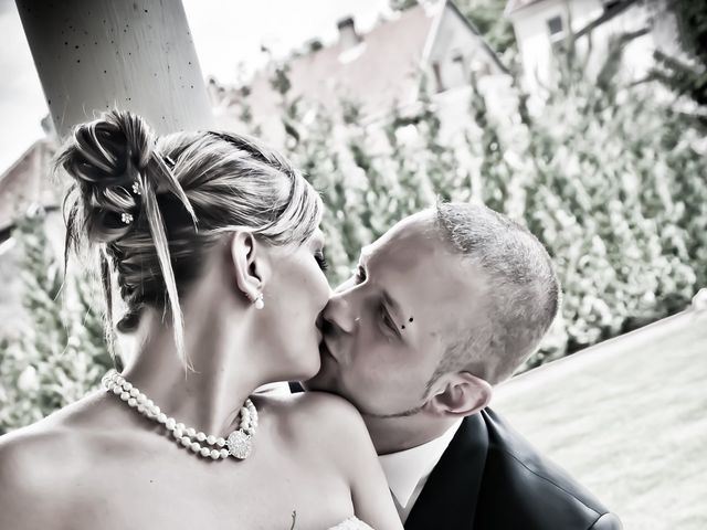 Le mariage de Michael et Jessica à Petite-Rosselle, Moselle 69