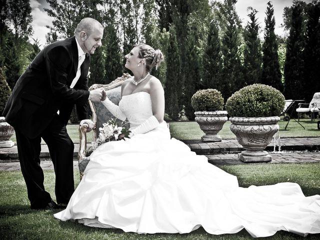 Le mariage de Michael et Jessica à Petite-Rosselle, Moselle 71
