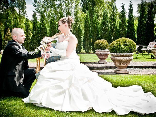 Le mariage de Michael et Jessica à Petite-Rosselle, Moselle 72