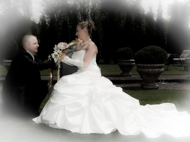 Le mariage de Michael et Jessica à Petite-Rosselle, Moselle 73