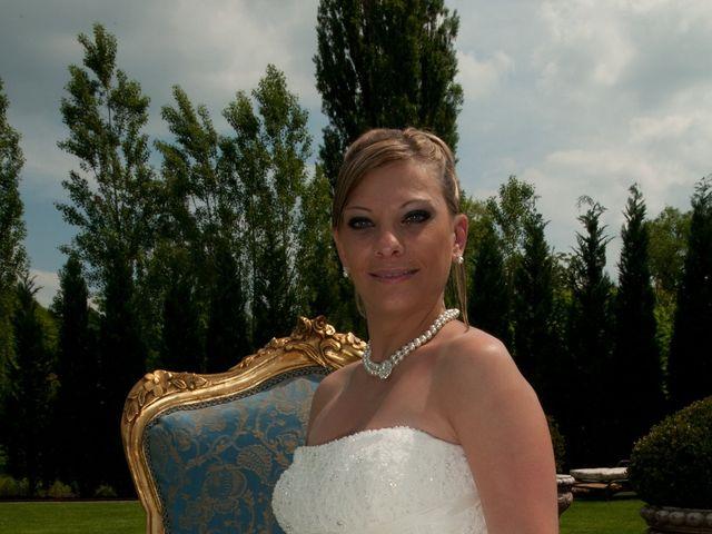 Le mariage de Michael et Jessica à Petite-Rosselle, Moselle 74