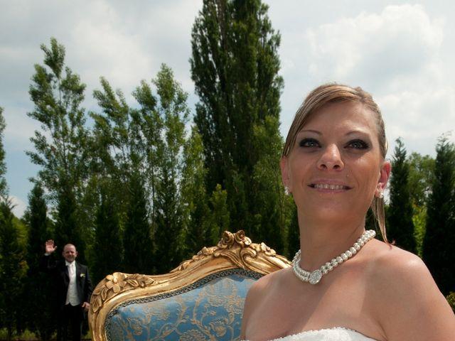 Le mariage de Michael et Jessica à Petite-Rosselle, Moselle 75