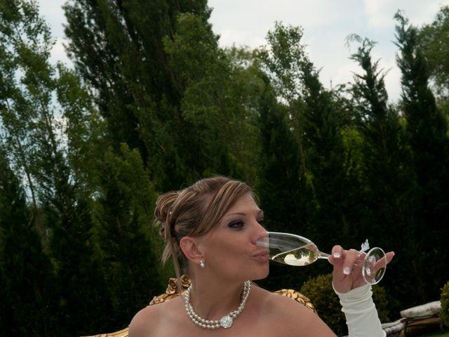 Le mariage de Michael et Jessica à Petite-Rosselle, Moselle 83