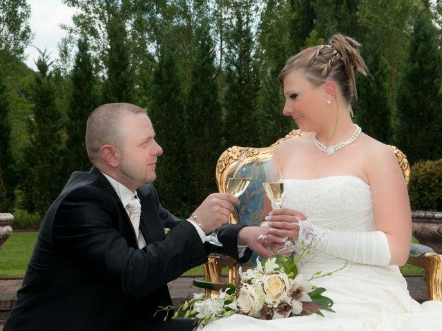 Le mariage de Michael et Jessica à Petite-Rosselle, Moselle 87
