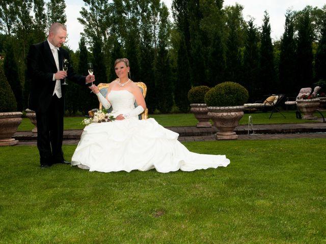 Le mariage de Michael et Jessica à Petite-Rosselle, Moselle 89