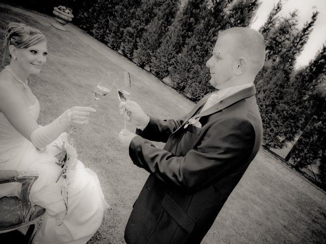 Le mariage de Michael et Jessica à Petite-Rosselle, Moselle 91