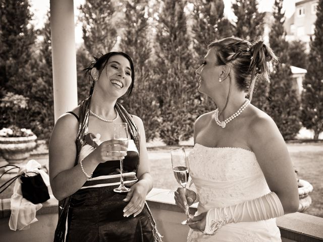 Le mariage de Michael et Jessica à Petite-Rosselle, Moselle 92