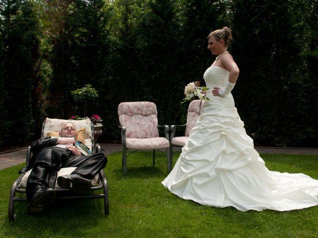 Le mariage de Michael et Jessica à Petite-Rosselle, Moselle 103