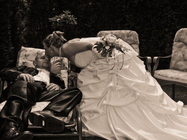 Le mariage de Michael et Jessica à Petite-Rosselle, Moselle 107