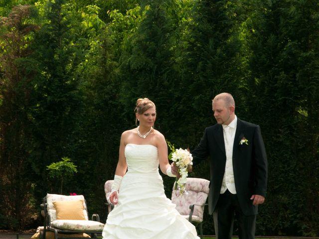 Le mariage de Michael et Jessica à Petite-Rosselle, Moselle 110