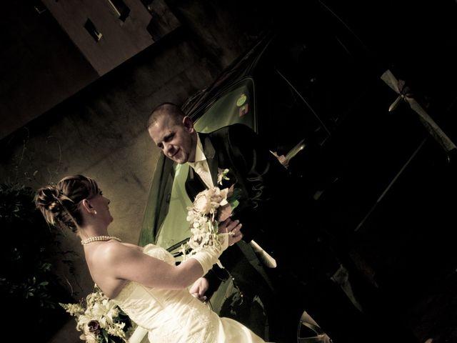 Le mariage de Michael et Jessica à Petite-Rosselle, Moselle 114