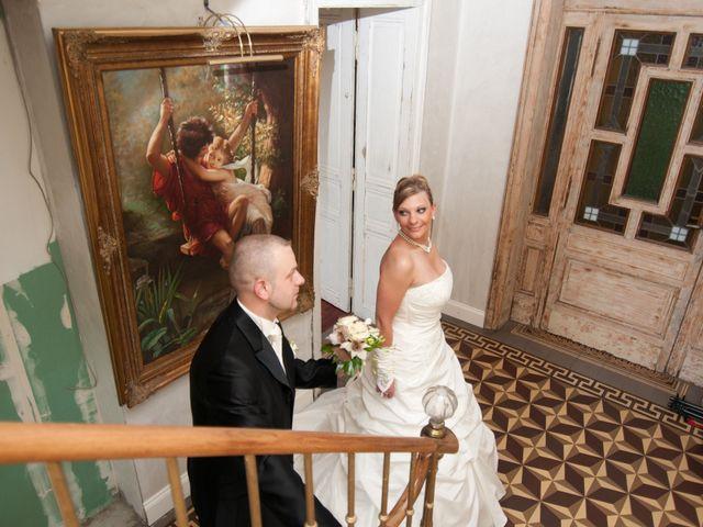Le mariage de Michael et Jessica à Petite-Rosselle, Moselle 122