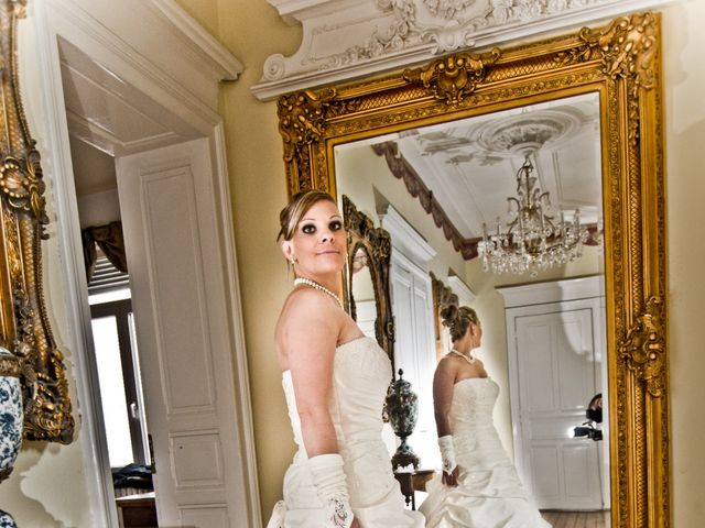Le mariage de Michael et Jessica à Petite-Rosselle, Moselle 123
