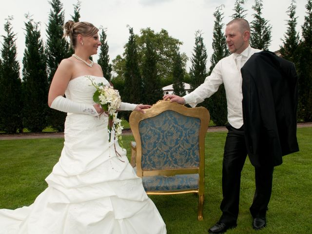 Le mariage de Michael et Jessica à Petite-Rosselle, Moselle 149