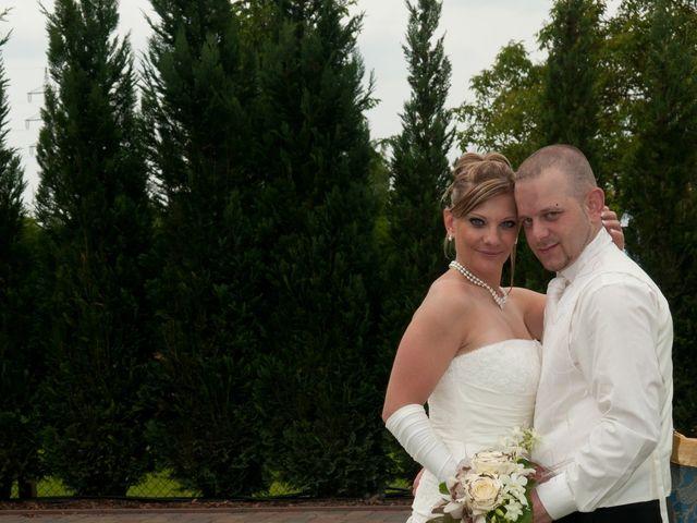 Le mariage de Michael et Jessica à Petite-Rosselle, Moselle 155