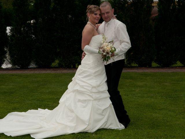 Le mariage de Michael et Jessica à Petite-Rosselle, Moselle 156