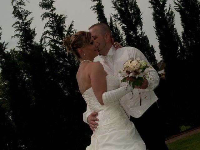 Le mariage de Michael et Jessica à Petite-Rosselle, Moselle 160