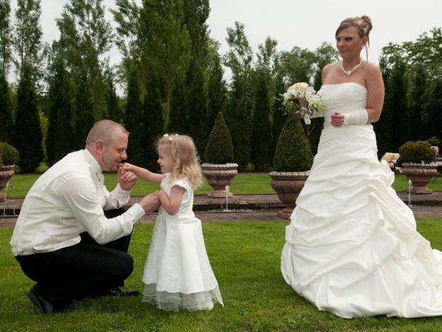 Le mariage de Michael et Jessica à Petite-Rosselle, Moselle 161