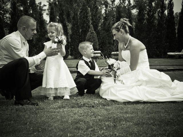 Le mariage de Michael et Jessica à Petite-Rosselle, Moselle 164