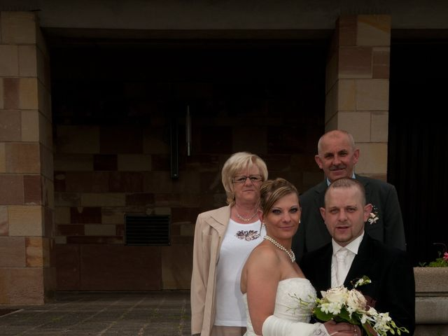 Le mariage de Michael et Jessica à Petite-Rosselle, Moselle 172