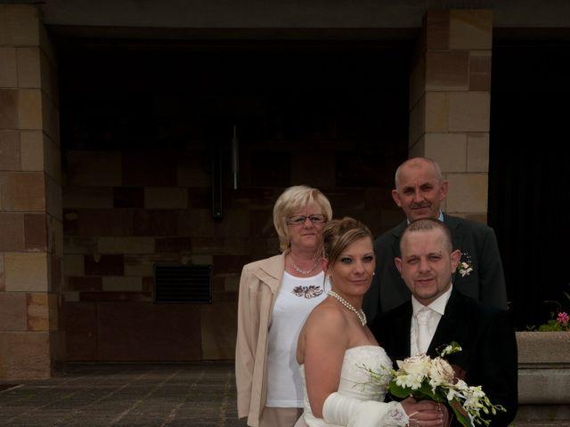 Le mariage de Michael et Jessica à Petite-Rosselle, Moselle 173