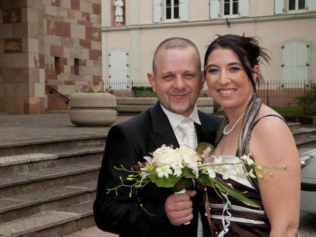 Le mariage de Michael et Jessica à Petite-Rosselle, Moselle 179