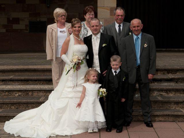 Le mariage de Michael et Jessica à Petite-Rosselle, Moselle 181