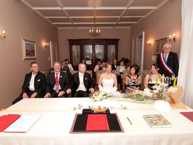 Le mariage de Michael et Jessica à Petite-Rosselle, Moselle 184