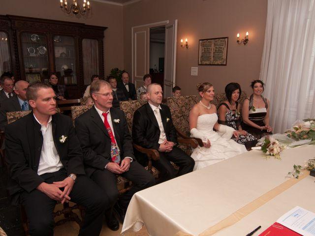 Le mariage de Michael et Jessica à Petite-Rosselle, Moselle 188