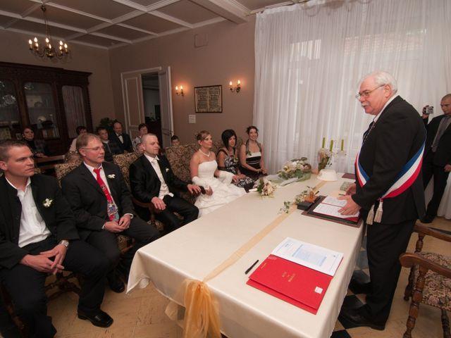 Le mariage de Michael et Jessica à Petite-Rosselle, Moselle 189